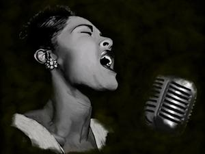 Billie Holiday Screensaver Sample Picture 2